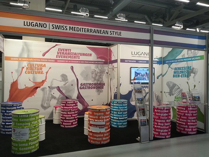 Stand Lugano Turismo