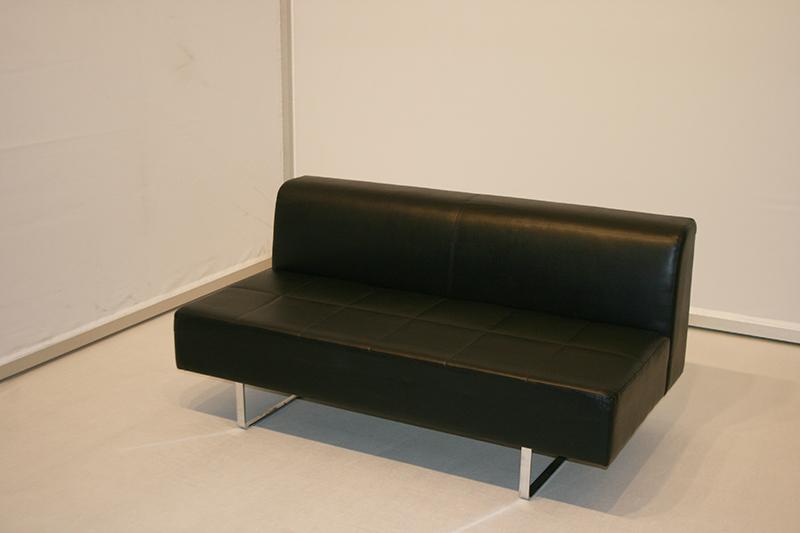 Noleggio divano in pelle