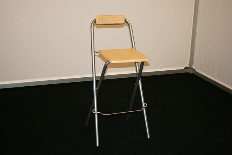 Noleggio sedie af allestimenti fieristici for Sedie arancioni